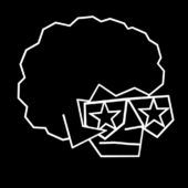 Rock Afro - Hot Music Game icon