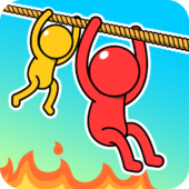 Rope Rescue icon