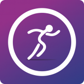 FITAPP Running Walking Jogging Hiking Cycling icon
