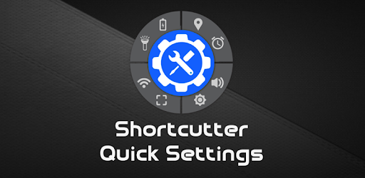 Shortcutter - Quick Settings, Shortcuts & Widgets