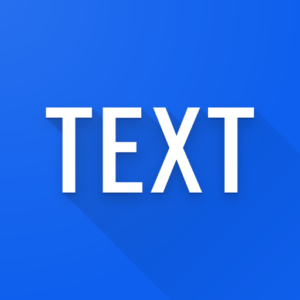 Simple text widget – Text widget for android v1.5 (Paid)