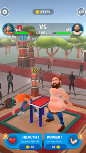 Slap Kings v1.3.2 (Mod - Gold Coin)