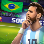 Soccer Star 2022 World Cup Legend: Soccer Game! icon
