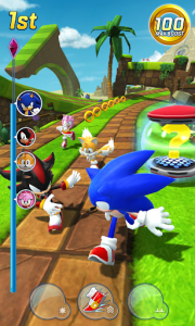 Sonic Forces – Multiplayer Racing & Battle Game v3.3.0 (Mod -No Ads) + Obb