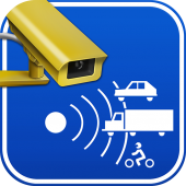 Speed Camera Detector Free icon