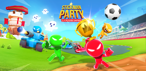 Stickman Party: 1 2 3 4 Player Games Free v2.0.3 (Mod - Money)