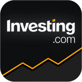 Stocks, Forex, Finance, Markets: Portfolio & News icon