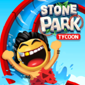 Stone Park: Prehistoric Tycoon - Idle Game icon