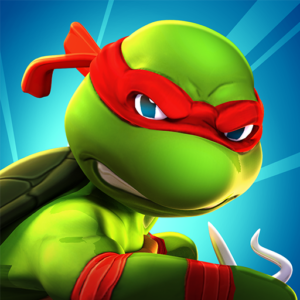 TMNT: Mutant Madness v1.24.1 (Mod – SkillButton active)