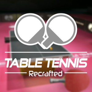 Table Tennis Recrafted: Genesis Edition 2019 v1.022 (Paid)