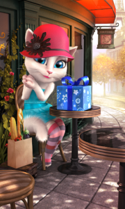 Talking Angela v3.0.2.11 (Mod - Money)