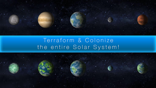 TerraGenesis - Settle the Stars!