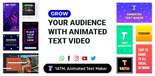 1ATM Pro - Text Animation Video Maker v9.0 (Mod)