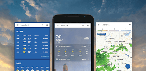 The Weather Channel: Local Forecast & Weather Maps v9 14 0