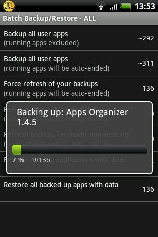 Titanium Backup ☆ root v8 3 3 (Pro/MoDaCo/Supersu Mod) | Apk4all com
