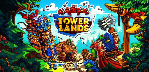Towerlands - strategy of tower defense