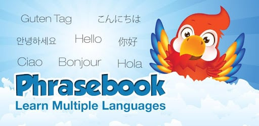 Travel Phrasebook | Foreign Language Translator