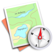 Trekarta - offline maps for outdoor activities icon