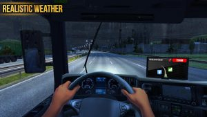 Truck Simulator 2018 : Europe v1.2.9 (Mod - Much money)