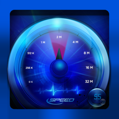Internet Speed Meter v1.5.9 (Patched)