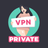 VPN Private icon