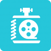 Video to MP3 Converter,Video Compressor-VidCompact icon