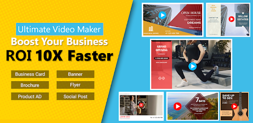 VideoAdKing: Digital Video Marketing Ad Maker v21 0 (PRO