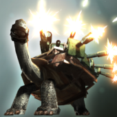 War Tortoise - Idle War Game icon