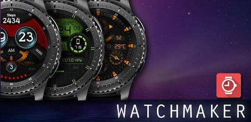 WatchMaker Watch Face v5 4 4 (Unlocked) | Apk4all com