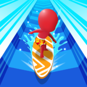 Water Race 3D: Aqua Music Game icon