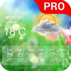 Weather Live Pro v1.9.2 (Paid)