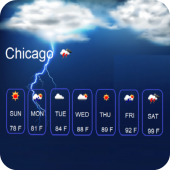 Weather Zone Pro icon
