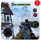 Winter survival Battle Royale icon