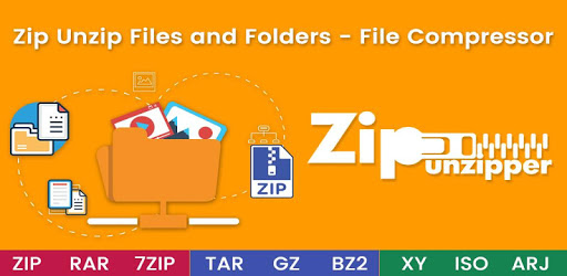 Zip Unzip Files and Folders - File Compressor v1 5 (Ad Free