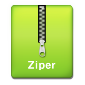 Zipper - File Management icon