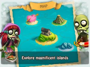 Zombie Castaways v4.27 (Mod - Unlimited Money)
