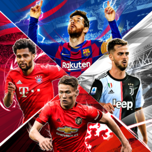 eFootball PES 2020 v4.6.1 (Paid) + Obb