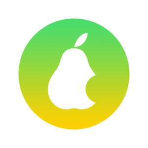 iPear 14 – Round Icon Pack v1.0.9 (Patched)